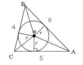 正弦定理と余弦定理の使い方と面積の公式